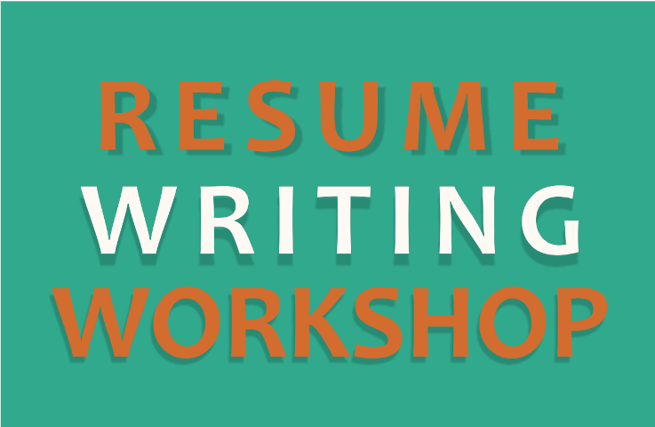 Resume Workshop Banner  Resume Writing Workshop